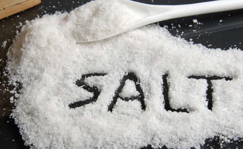 """A """"salty"""" discussion"""