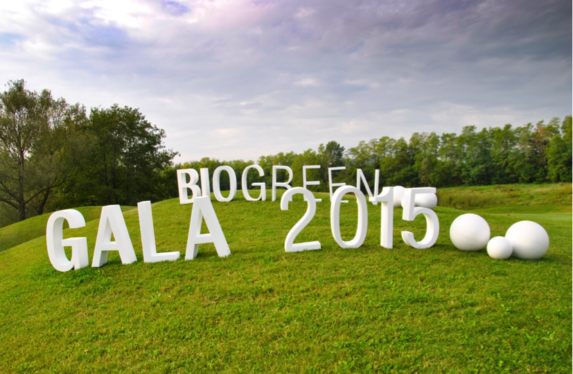 evento Bio Green Gala 2015