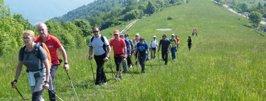 "First edition of ""Nordic Walking Experience"""