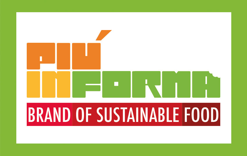 PIÚINFORMA® is born for sustainable food