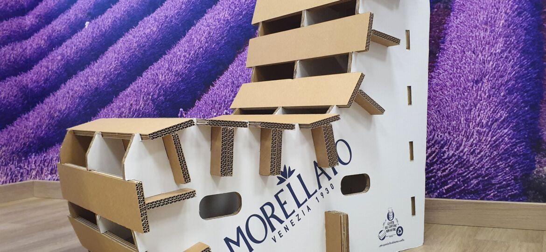Morellato and the PIÚINFORMA® break areas