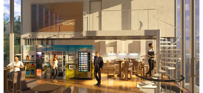 Vending machines organic meals