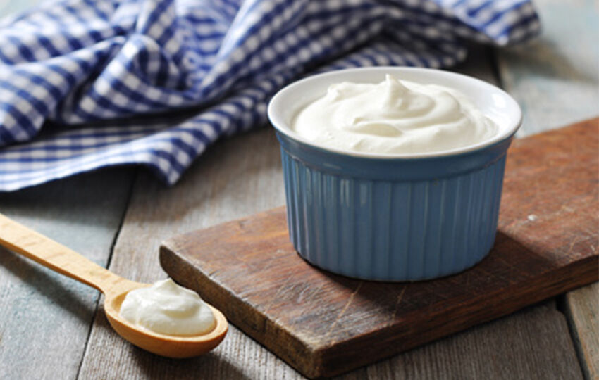 I fermenti vivi nello yogurt