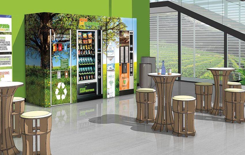 PIÚINFORMA® sostenibilità e business nel vending.