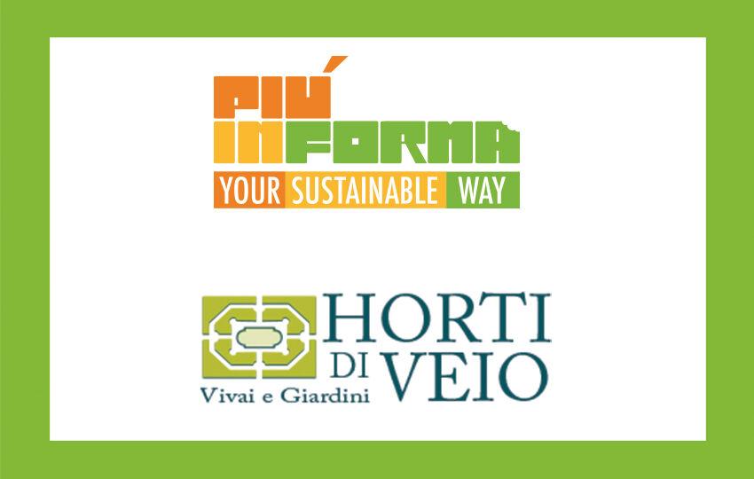 Horti Di Veio has chosen PIÚINFORMA®.