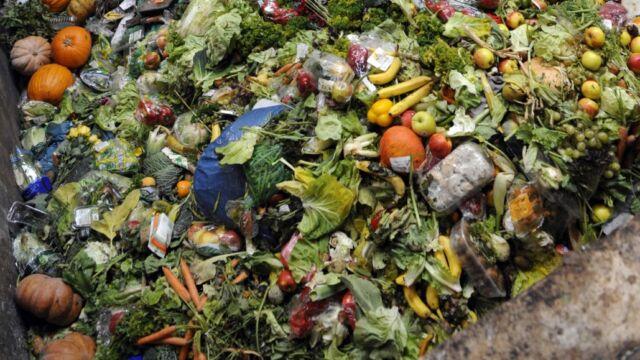 Lo spreco alimentare, un po di numeri per riflettere