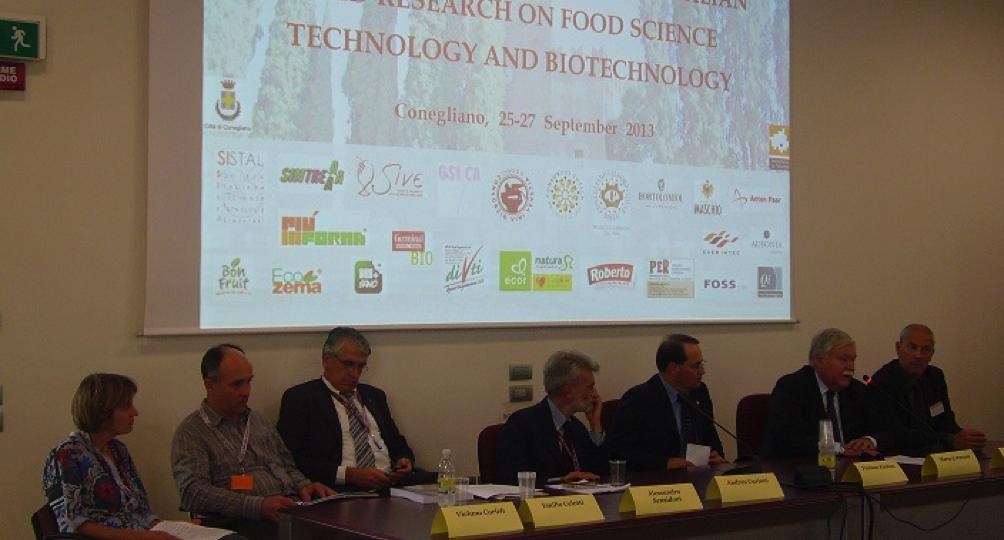 Convegno internazionale sulla sana alimentazione