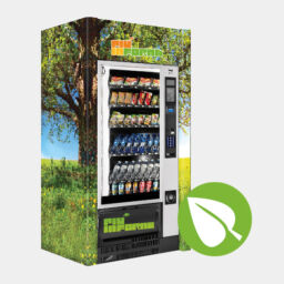 Vending machines for biological meals