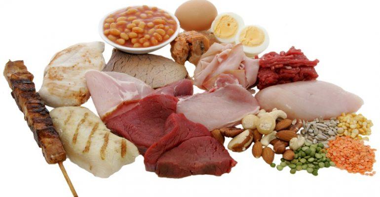 Le proteine sono solo nella carne ?