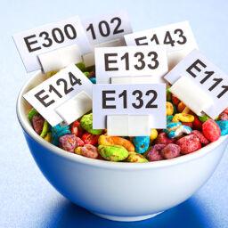 Comme reconnaître les additifs parmi la liste d'ingrédients