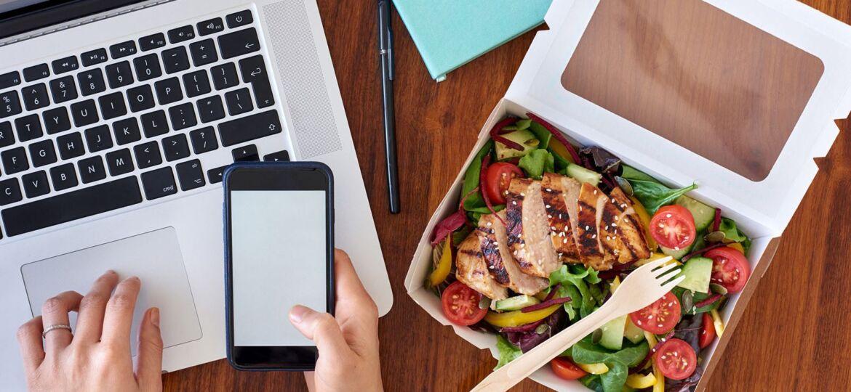 La pausa pranzo sempre più automatica
